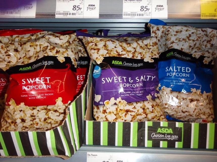 Popcorn Seasoning: Popcorn Seasoning Asda